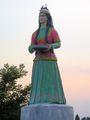 Статуя в Кахе / Азербайджан