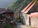 Улица поселка / Азербайджан