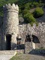 Какой-то замок / Азербайджан