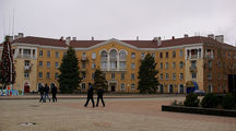 Центральная площадь / Украина