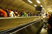 На эскалаторе / Турция