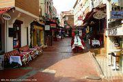 Кафе в районе Султанахмет / Турция
