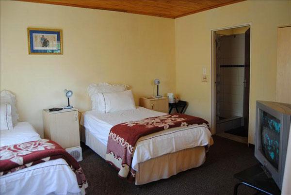Интерьер гостиницы в Лесото / Фото из Лесото