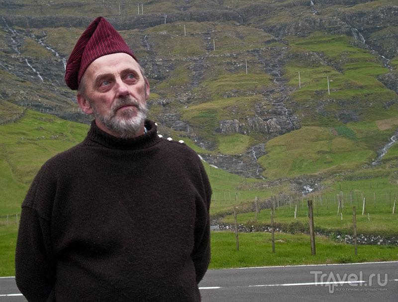Активист и хранитель традиций из Тьёрнувига / Фото с Фарерских островов