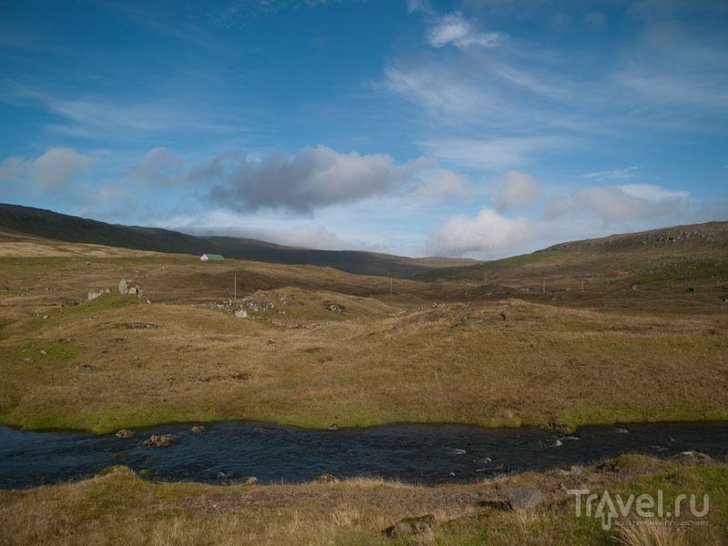 Хорошая погода на Фарерах / Фото с Фарерских островов