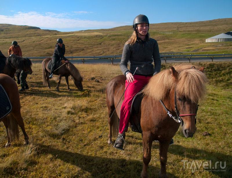 Небольшая остановка во время прогулки / Фото с Фарерских островов