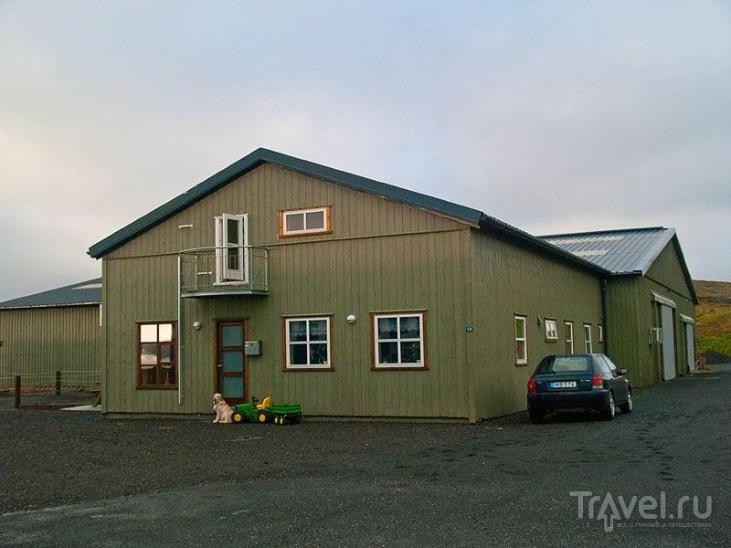 Ферма Berg Hestar / Фото с Фарерских островов