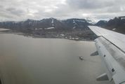 Над Северной Норвегией / Шпицберген
