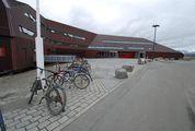 Здание музея / Шпицберген