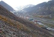 Вид на юг / Шпицберген