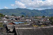 Городские крыши / Китай