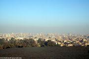 Вид на город / Египет