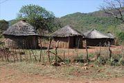 Дома местных жителей / Свазиленд