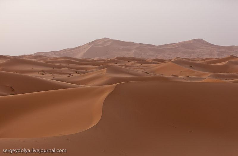 Пустыня Сахара, Марокко / Фото из Марокко
