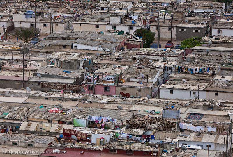 Бедные кварталы Марокко / Фото из Марокко