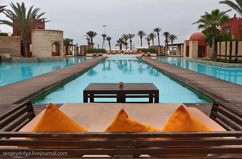 Отель Sofitel в Марокко / Фото из Марокко