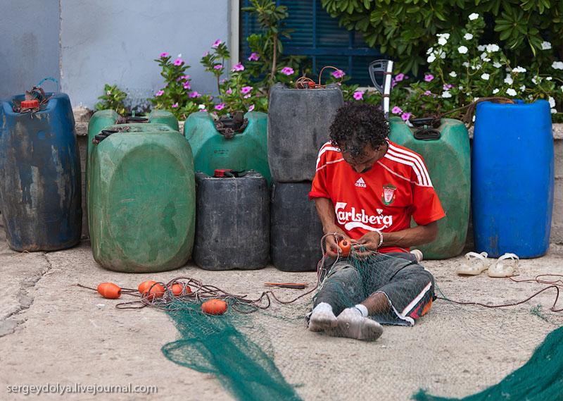 Местный житель, Агадир / Фото из Марокко