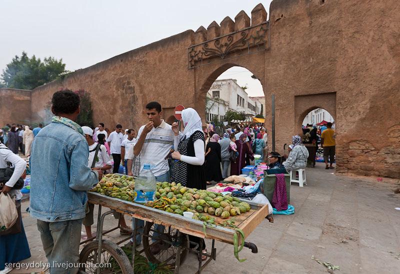 На улице в Марокко / Фото из Марокко