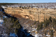 Города древних индейцев / США