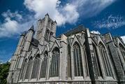 Готический собор / Бельгия