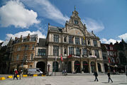 Театр на площади / Бельгия