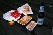 Скромный обед / Бельгия
