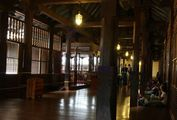 Второй этаж храма / Шри-Ланка