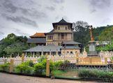 На горе дворец / Шри-Ланка