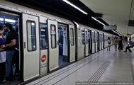 Вагоны метрополитена / Испания
