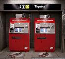 Автоматы по продаже билетов / Испания