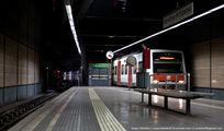 Выход со станции / Испания