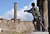 Бронзовая статуя Апполона / Италия