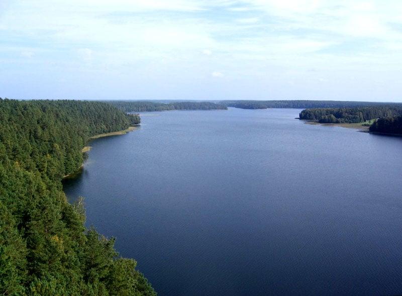 """Озера национального парка """"Лабанорская пуща"""", Литва / Фото из Литвы"""