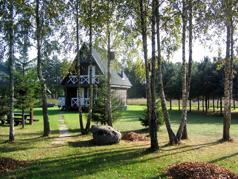 Домик усадьбы Анталакая, Литва     / Фото из Литвы