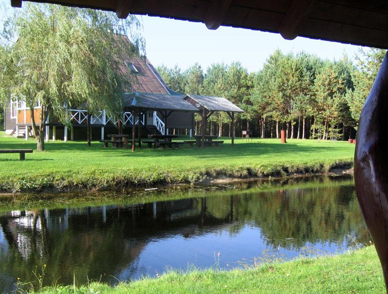 В усадьбе Анталакая, Литва / Фото из Литвы