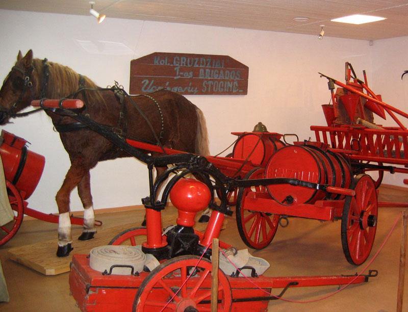 В Музее лошади, Литва / Фото из Литвы