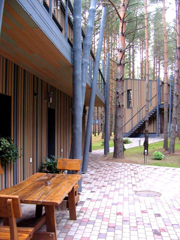 Усадьба Pusu Takas / Фото из Литвы