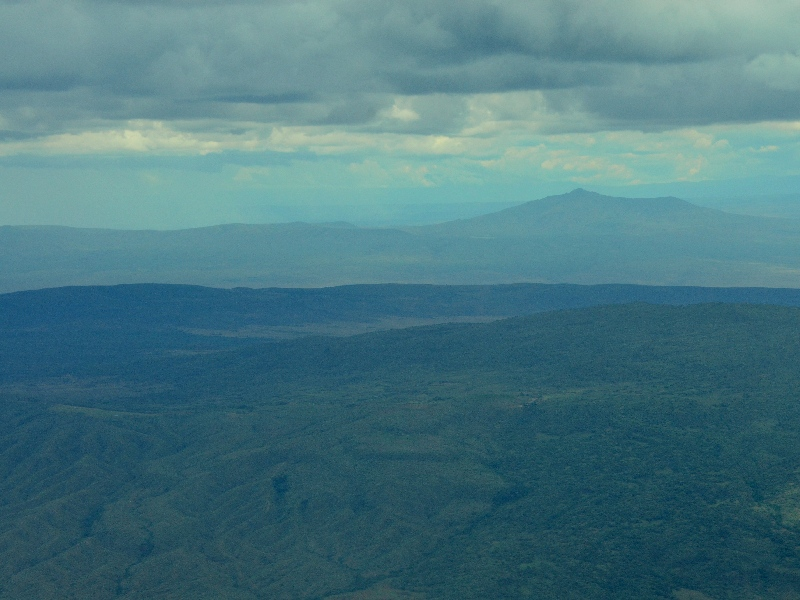 Кенийские просторы / Фото из Кении