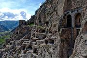 Пещерный монастырь / Грузия