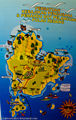 Карта Реданга / Малайзия