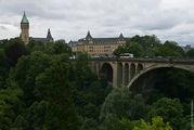 Зеленый город / Люксембург