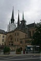Кафедральный собор / Люксембург