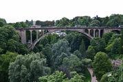 Мост известный / Люксембург