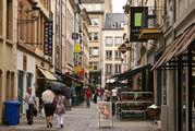 Пешеходная улица / Люксембург