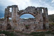 Стена IV век н.э. / Турция