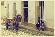 Городской транспорт / Куба