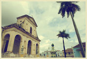 Центральный собор / Куба