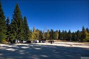 Паркинг у гостиницы / Болгария