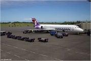 Самолет на Big Island / США