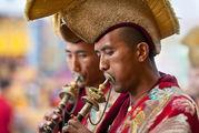 Монастырские трубы / Непал